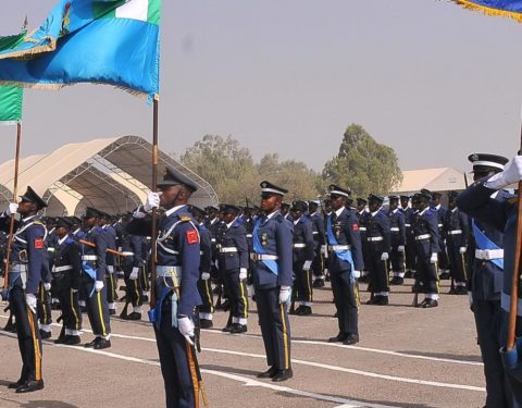 Airforce Denies Payment To Bandits For Return Of Anti-Aircraft Weapon