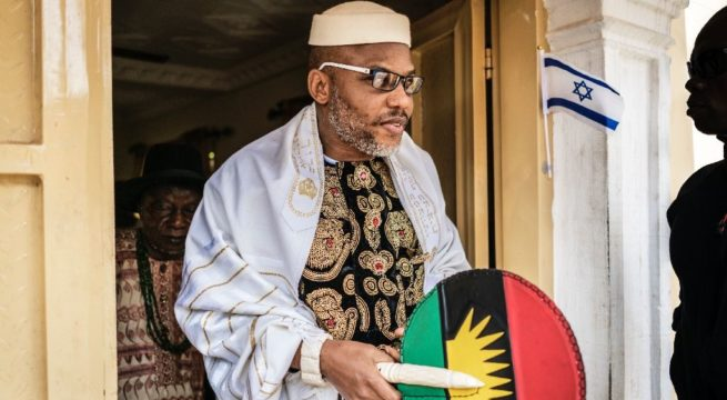 IPOB Declares Sit-At-Home On Thursday To Honour Nnamdi Kanu's Court Trial