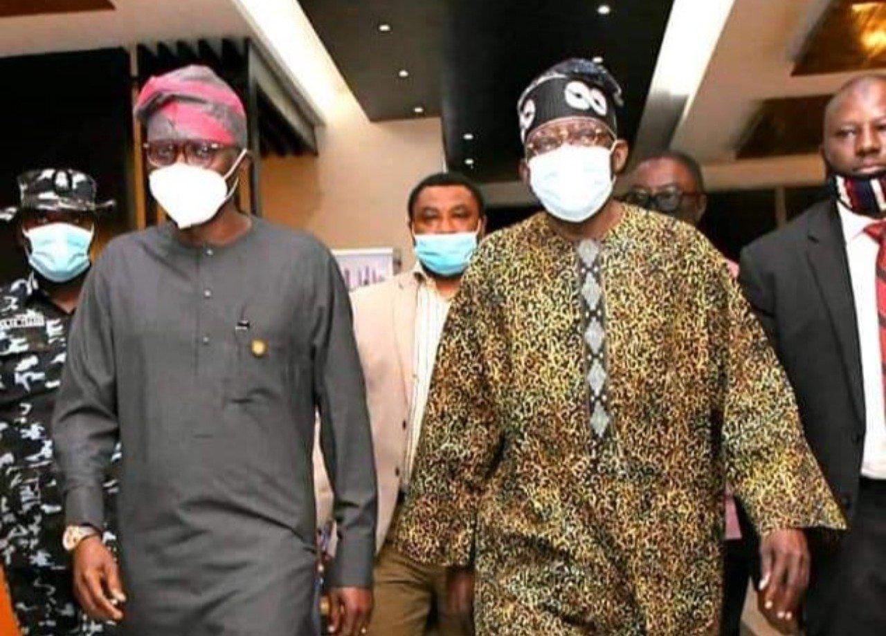 Tinubu returns to Nigeria