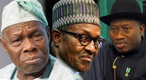 Past Nigerian Presidents