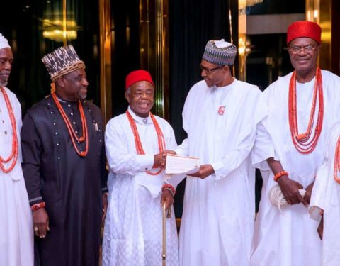 South East Traditional Rulers Demand Release Of Nnamdi Kanu