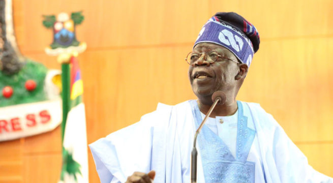 I'm Healthy, Just Undergoing Therapy – Tinubu