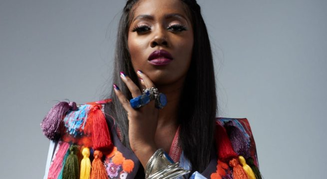 Someone sent intimate video of my current date and I to blackmail me -Tiwa Savage